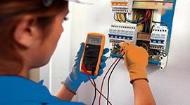 Basismodul zur Ausbildung Elektrofachkraft für festgelegte wiederkehrende Tätigkeiten