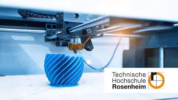 3D Druck TH Rosenheim