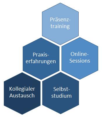Lernkonzept der Ausbildung systemische Organisationsentwicklung
